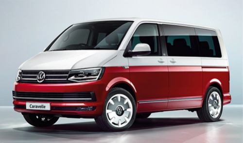 THE NEW CARAVELLE T6
